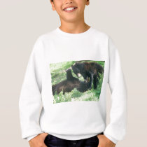 Bears at play sweatshirt