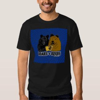 Bears & Beers Tee Shirt