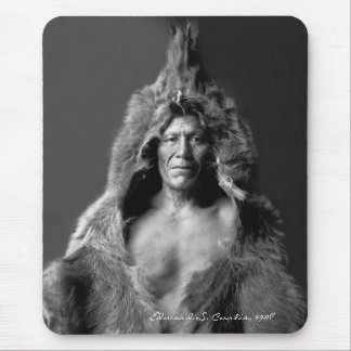 Bear's Belly - An Arikara Medicine Man Mouse Pad