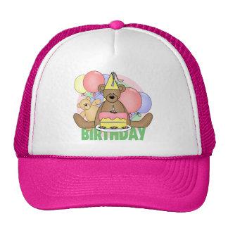 Bears Birthday Trucker Hat