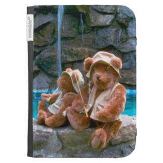 Bears by the pool cases for the kindle
