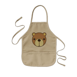 Bear's Dearest Baby Apron