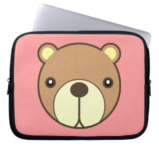 Bear's Dearest Baby Electronics Bag Laptop Computer Sleeve