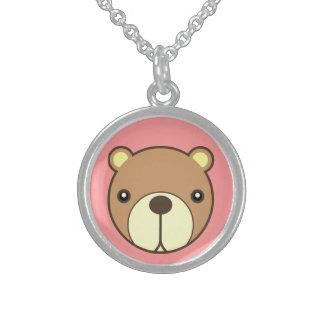 Bear's Dearest Baby Necklace