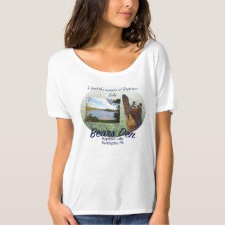 Bears Den Customizable T-Shirt