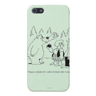 Bears Dinner iPhone 5 Covers
