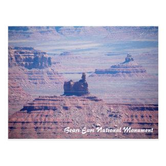 Bears Ears National Monument - Utah Postcard