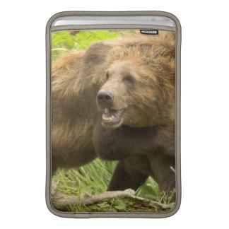 """Bears Fighting  11"""" MacBook Sleeve"""