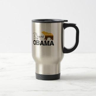 Bears for Obama - Coffee Mug