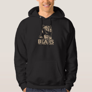 bears godless killing machines hoodie