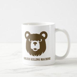 bears godless killing machines humor funny tshirt mug