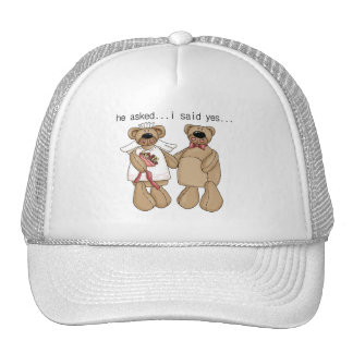 Bears I Said Yes Tshirts and Gifts Trucker Hat