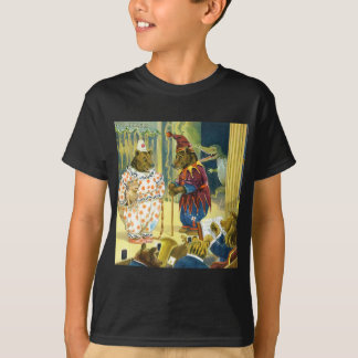 Bears in a Christmas Pageant in Animal Land T-Shirt