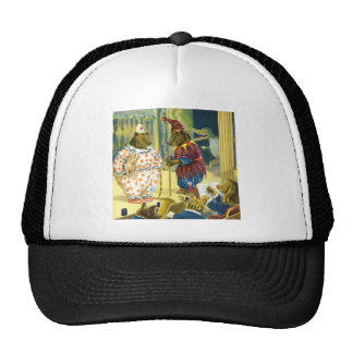 Bears in a Christmas Pageant in Animal Land Trucker Hat