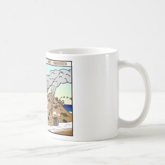 BEARS IN THE DUMP COFFEE MUG