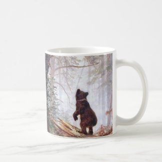 Bears in the Woods Coffee Mug