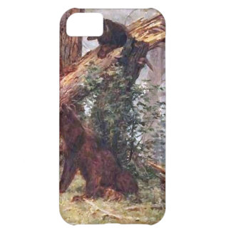 Bears in the Woods iPhone 5C Cases