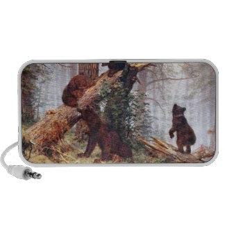 Bears in the Woods Travelling Speakers
