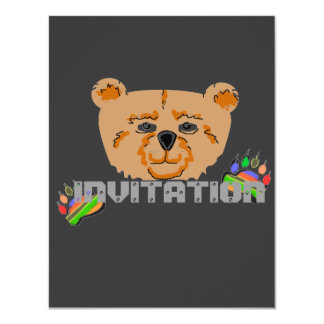 Bears - Invitation