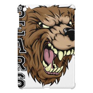 Bears Mascot iPad Mini Cover