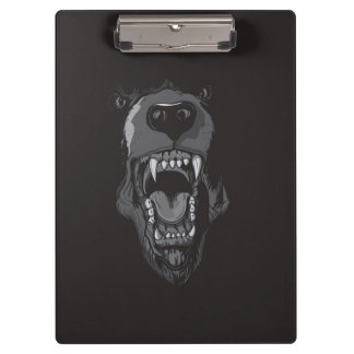 BEAR'S MOUTH CLIPBOARDS