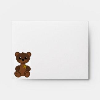 Bears on Patrol Envelope