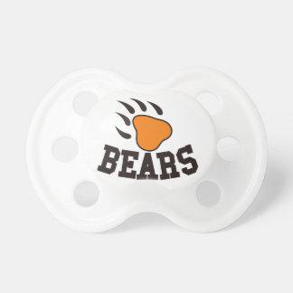 Bears Pacifier