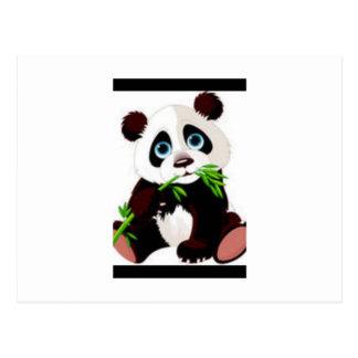 Bears, Panda, Animals, Cute Postcard