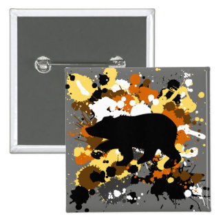 Bears Pinback Button