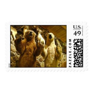Bears Postage