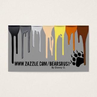 Bears R Us Business Card