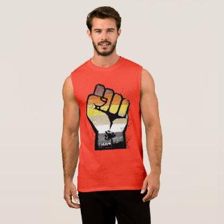 BEARS RESIST - LGBT RESISTANCE -- - SLEEVELESS SHIRT