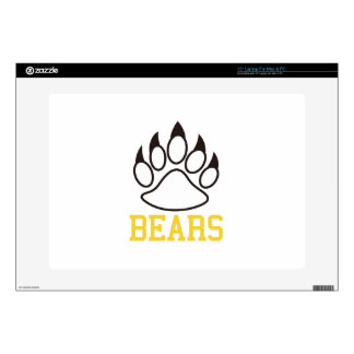 Bears Laptop Skins