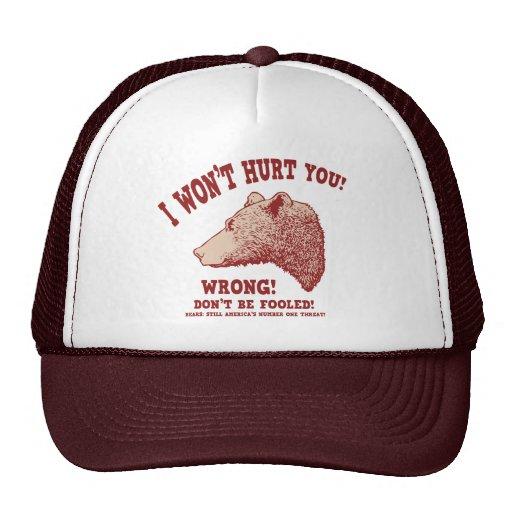 Bears, Still #1! Trucker Hat