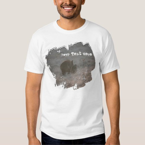 Bears Walking at Sunset; Customizable T-shirt