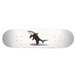Bearshark Skateboard Deck