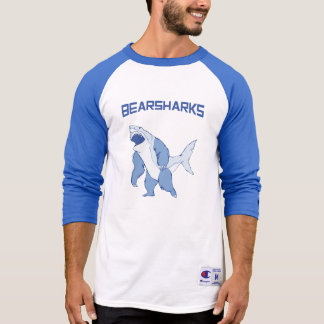 Bearsharks Jersey T Shirt