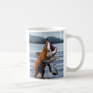 Bearsharktopus Coffee Mug