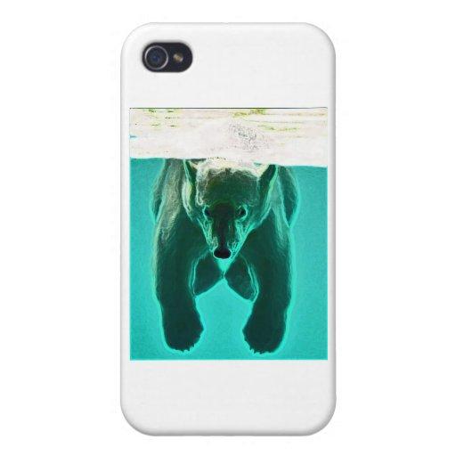 Beart Floaty iPhone 4/4S Carcasas