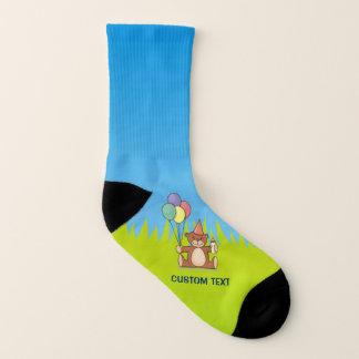 Bearthday Socks