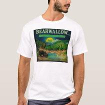 Bearwallow Apple Crate LabelHood River, OR