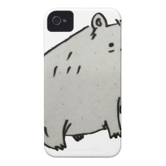 Beary bear Case-Mate iPhone 4 case