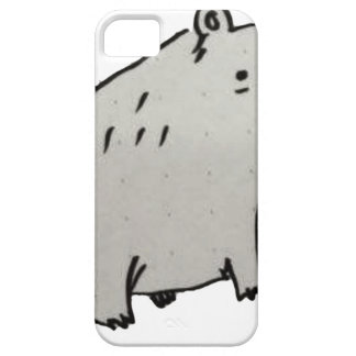 Beary bear iPhone SE/5/5s case