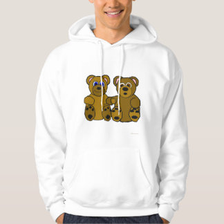 Beary Best Friends Plus-Size Sweatshirt