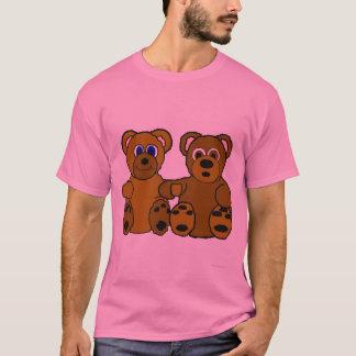 Beary Best Friends Plus-Size T-Shirt
