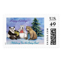 Beary Best Stamp