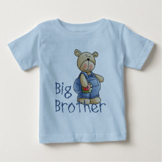 Beary Big Brother Baby T-Shirt