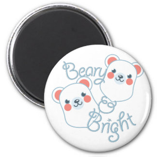 Beary & Bright Magnet