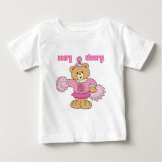 Beary Cheery Cheerleading Bear Baby T-Shirt