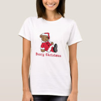 Beary Christmas T-shirt